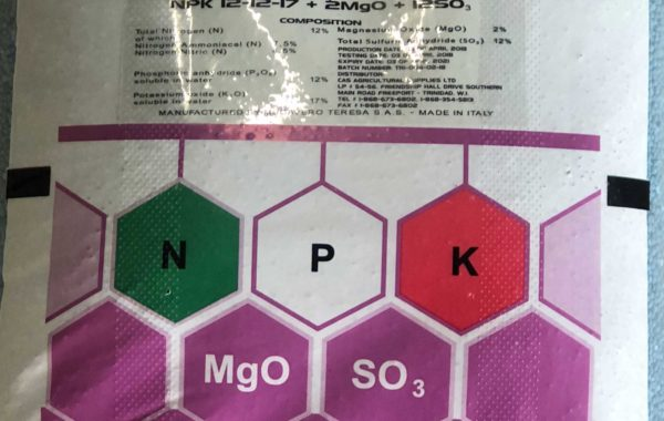 Blue Magic NPK 12 12 17